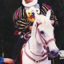 Claudio Del Falco alla sagra dell\'uva di San Marino.