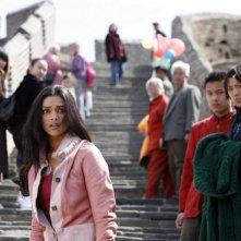 Deepika Padukone in un'immagine di Chandni Chowk to China