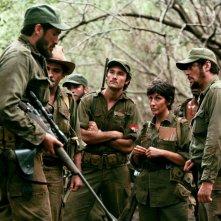 Demian Bichir e Benicio Del Toro in un'immagine del film Che - L'Argentino