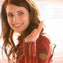 Emma Roberts interpreta Andi nel film Hotel Bau