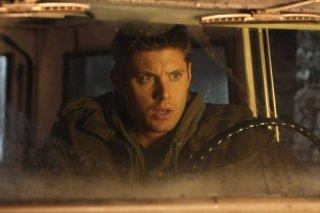 Jensen Ackles in un'immagine del film My Bloody Valentine 3D
