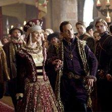Jonathan Rhys Meyers e Joss Stone nella terza stagione della serie televisiva I Tudors - Scandali a corte