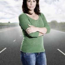 Julie Graham in un'immagine promozionale della serie tv Survivors