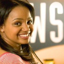 Kyla Pratt interpreta Heather nel film Hotel Bau