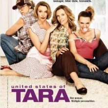 La locandina di The United States of Tara