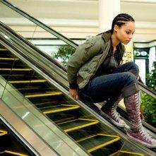 Natascha Hopkins in una scena di Paul Blart: Mall Cop