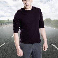 Sahun Dingwall in un'immagine promozionale della serie tv Survivors