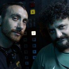 Antonio e Marco Manetti, registi della serie tv L'ispettore Coliandro