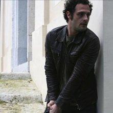 Fabio Troiano in una scena della stagione 5 di R.I.S. - Delitti imperfetti