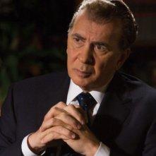 Frank Langella in un'immagine del film Frost/Nixon - Il duello