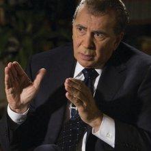 Frank Langella interpreta Richard Nixon nel film Frost/Nixon