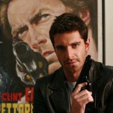 Giampaolo Morelli è il protagonista della serie tv L'ispettore Coliandro