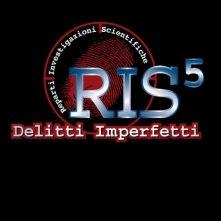 Il poster della stagione 5 di R.I.S. - Delitti imperfetti