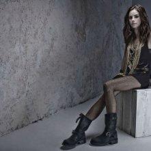 Kaya Scodelario è Effy nella terza stagione della serie tv Skins