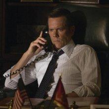 Kevin Bacon interpreta Jack Brennan nel film Frost/Nixon - Il duello