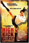 La locandina di High Kick Girl