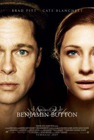 La locandina italiana del film Il curioso caso di Benjamin Button