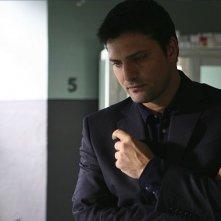 Lorenzo Flaherty in una scena della stagione 5 di R.I.S. - Delitti imperfetti