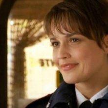 Roberta Giarrusso nel serial Carabinieri 3