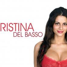Un wallpaper della sexy Cristina Del Basso, concorrente del Grande Fratello 9