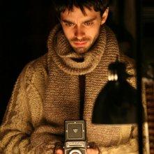 Alberto Amarilla è il protagonista del film Imago Mortis