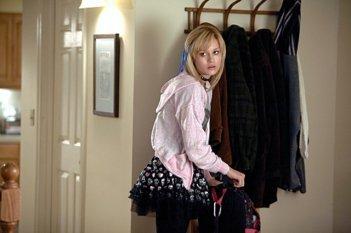 Brie Larson in una scena del pilot di The United States of Tara