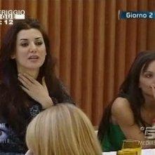 GF9, secondo giorno - Daniela e Siria discutono animatamente con Federica