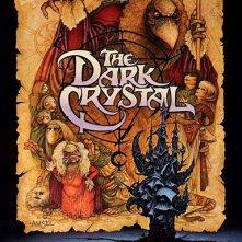 La locandina di Dark Crystal