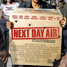 La locandina di Next Day Air