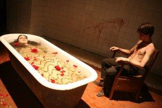 Un'immagine del film Imago Mortis