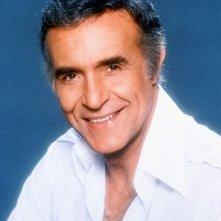 L'attore messicano Ricardo Montalban