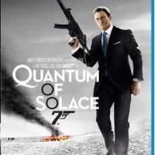 La copertina di Quantum of Solace (blu-ray)