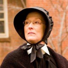 Meryl Streep è la protagonista del film Il dubbio