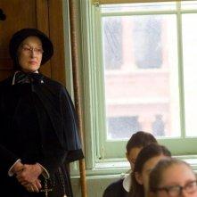 Meryl Streep in una sequenza del film Il dubbio