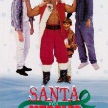 La locandina di Forza Babbo Natale