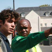 Riccardo Scamarcio in una immagine del film Eden Is West