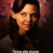 Character Poster della terza stagione di Big Love sul personaggio di Margene