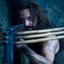 Michael Sheen in un'immagine del film Underworld: La ribellione dei Lycans
