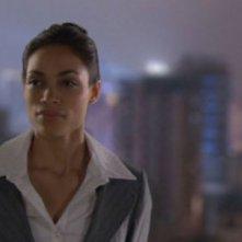 Rosario Dawson è Anna Diaz nella serie online Gemini Division