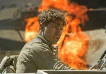 Tom Cruise in una scena del film Operazione Valchiria