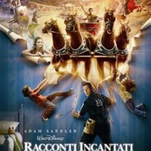 La locandina italiana di Racconti incantati