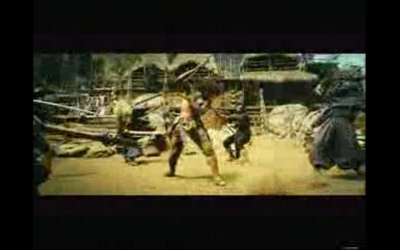 Ong bak 2 - International Trailer