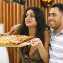 Grande Fratello 9 - un'immagine di Marcello e Cristina
