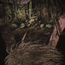 La locandina di Hakaba Kitarô
