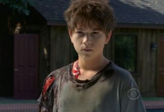 Una scena dell'episodio Life on the Line della quarta stagione del serial Ghost Whisperer