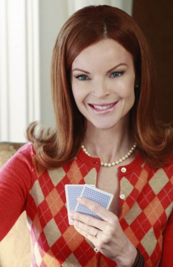 Marcia Cross in The Best Thing That Ever Could Have Happened della serie Desperate Housewives