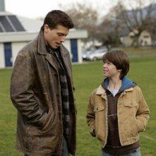 Brock Kelly e Colin Ford in una scena dell'episodio Afterschool Special di Supernatural
