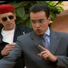 Jorge Enrique Abello nel ruolo di Armando Mendoza nella serie Yo soy Betty la fea