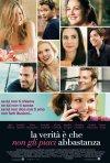 La locandina italiana del film La verità è che non gli piaci abbastanza