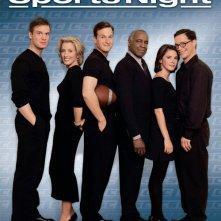 Locandina della serie Sports Night